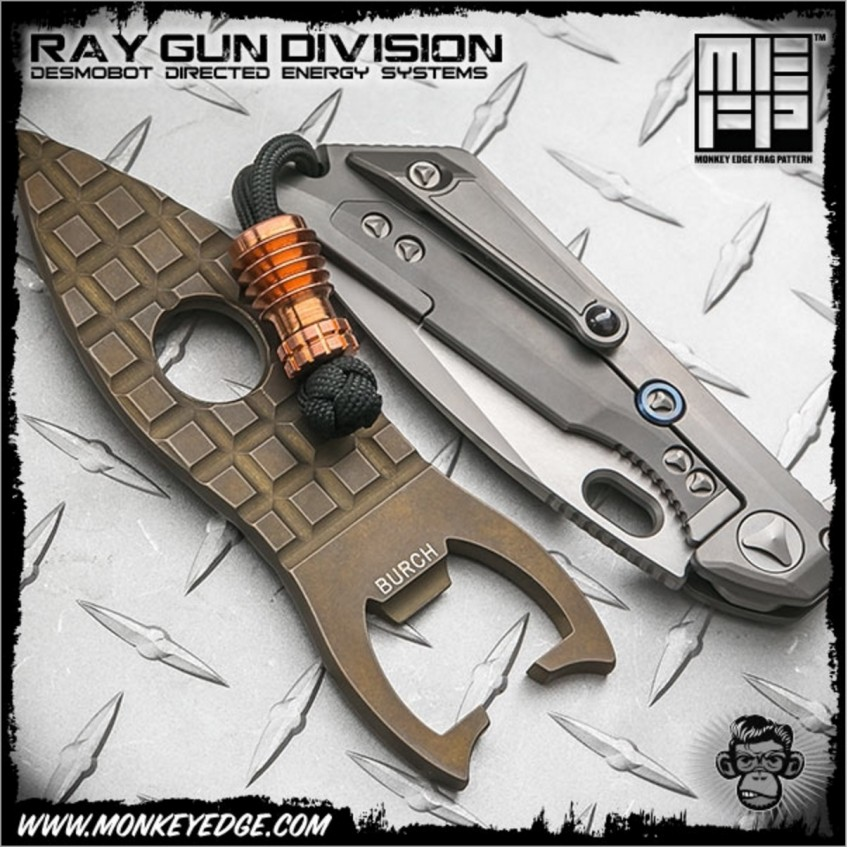 Mk.V MEFP Ray Guns in Copper!