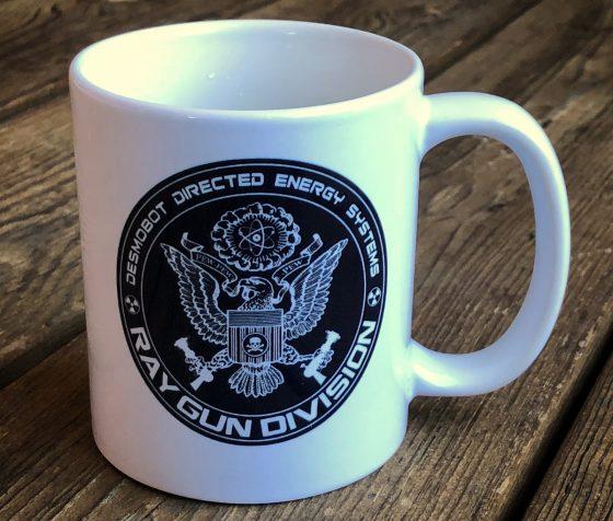 Ray Gun Division Mugs